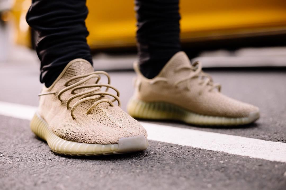 350椰子鞋鞋带怎么系图解_yeezy鞋带系法图片