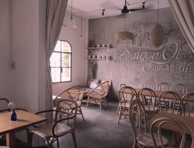 你见过像格子铺一样的咖啡馆吗?图片